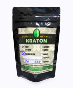 Buy Red Maeng Da Kratom Powder by the Kilo