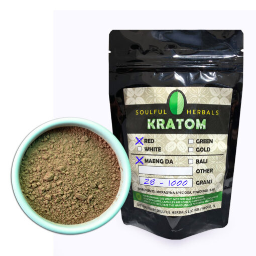 Red Maeng Da Kratom Powder Kilo