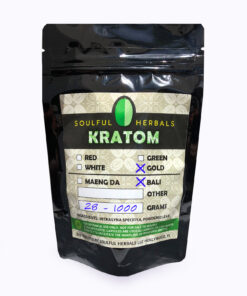 Buy Gold Bali Kratom Powder by the Kilo