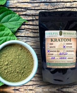 Gold Maeng Da Kratom Kilo on Sale