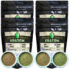 4 Way Split Kilo Kratom Powder