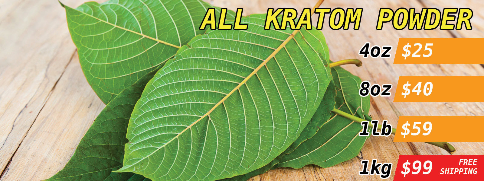 Buy Kratom Powder